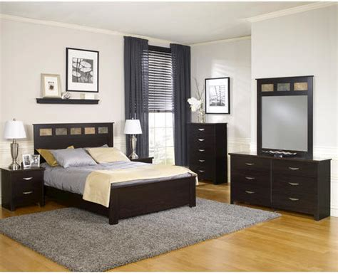 menards bedroom furniture dakota king espresso bedroom suite at menards 174