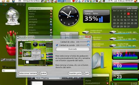 escritorios de linux informatica 168 168 escritorios de linux 168 168