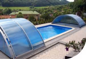 covered swimming pool 187 remote controllable automatic pool cover by high power
