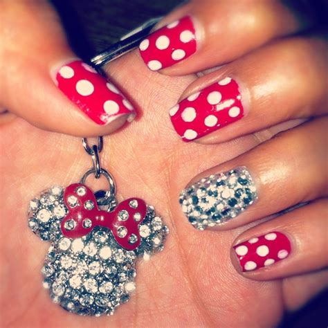 minnie mouse hair designs he was trying to know 24 best nails images on pinterest nail scissors cute
