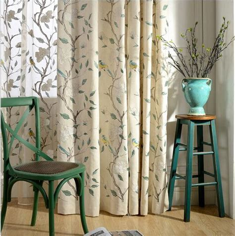 selling curtains hot selling modern curtains linen fabric finished product