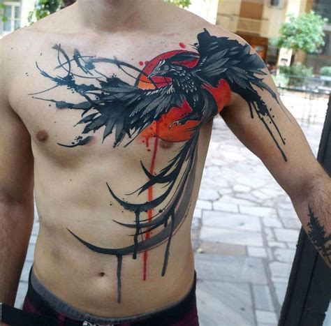 chest tattoos tattoo ideas part 2