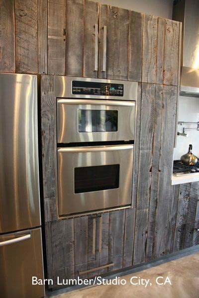 How Much To Reface Kitchen Cabinets 25 great ideas about barn wood cabinets on pinterest