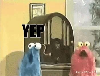 Yes Meme Gif - yup yup aliens gifs tenor