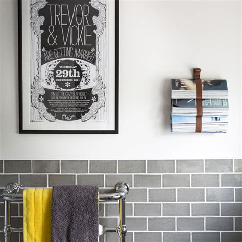 Panelled Bathroom Ideas by Grey Bathroom Ideas To Inspire You Ideal Home