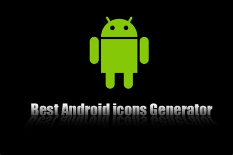 android icon generator how to make best android icons for all resolutions