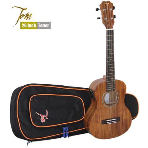 Gitar Ukulele By Sports 26 inch tenor ukulele china tom ukulele manufactory tut