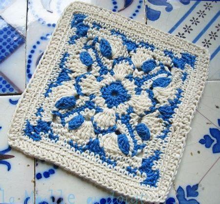 pattern blocks en francais le carr 233 aveiro le crochet jacquard motif 233 crit en