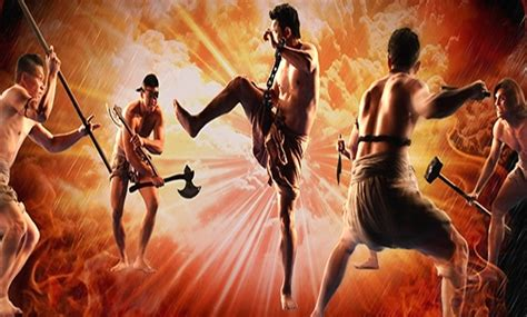 Tiket Masuk Muay Thai Live Show Asiatique Standard Seat Anak Anak muay thai live show asiatique deal special offer best price gauranteed