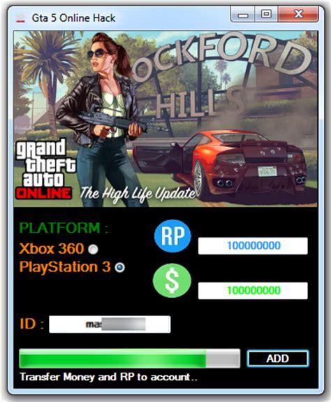 mod gta 5 online money ps3 gta 5 online hack gta 5 online cheats