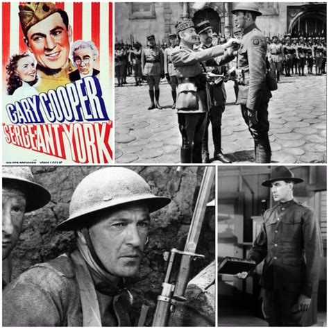 Sergeant York An American Sergeant York Is A 1941 Biographical About The Of Alvin York One Of The Most