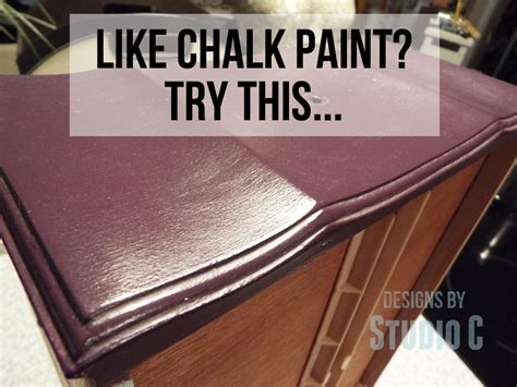 chalk paint uses like using chalk paint try this designs by studio c