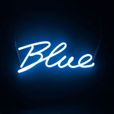 novelty light seletti shades blue neon l novelty lights south