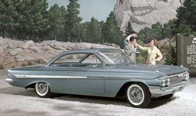 was the 1961 impala ss the first musclecar ever? chevy