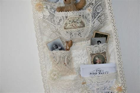 lace home decor 1000 images about my handmande stuff shabby chic