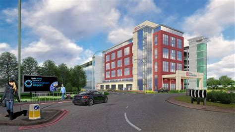 Garden Inn Birmingham by New Hotel At Birmingham Airport To Be Assembled