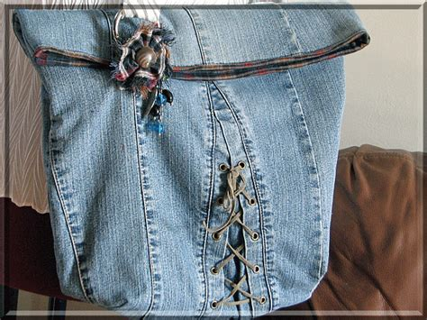 free pattern for jeans bag passion et couture the sling bag is a free pattern