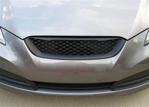 genesis coupe ms type  grill