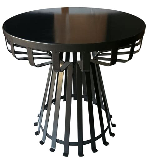 Handmade Metal Furniture - 20 handcrafted industrial furniture designs ideas