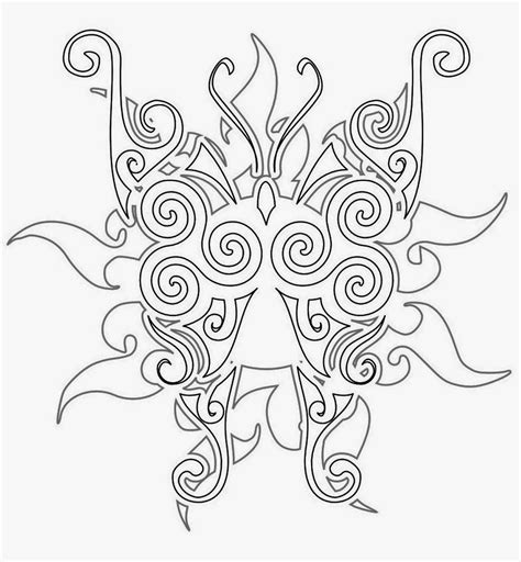 free tattoo stencils printable simply print out the stencil in whatever size you like