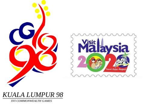 design logo online malaysia inilah logo tahun melawat malaysia 2020 netizen tak puas