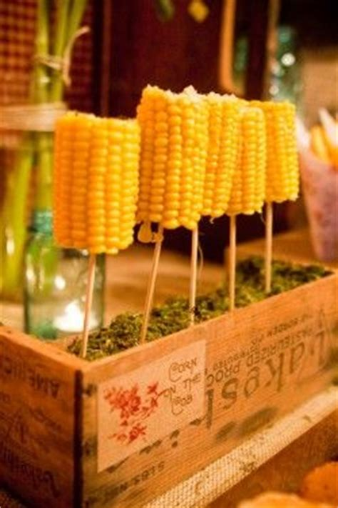 corn on a stick best 25 food displays ideas on presentation ideas and cheese