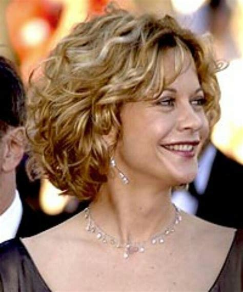 does meg ryan have naturally curly hair 1000 images about cabello on pinterest short hair
