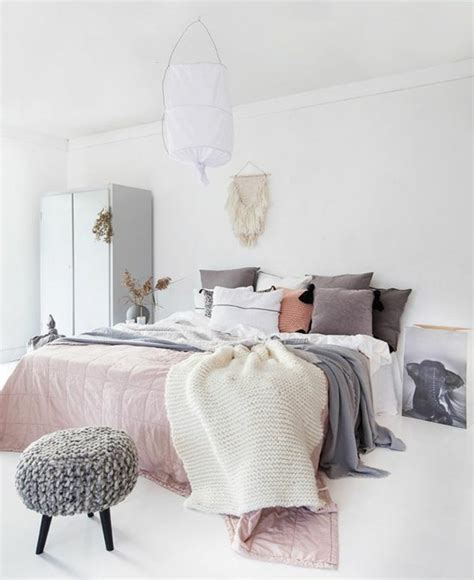 Style Scandinave Chambre by 1001 Id 233 Es Pour Une Chambre Scandinave Styl 233 E