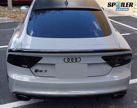 Audi Spoiler by 2010 2017 Audi A7 Rs7 S7 Sport Rear Window Roof Spoiler