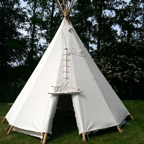 The Tents Are Here To Stay 3 by Tipis And Bell Tents Pre Erected In The Kent Downs