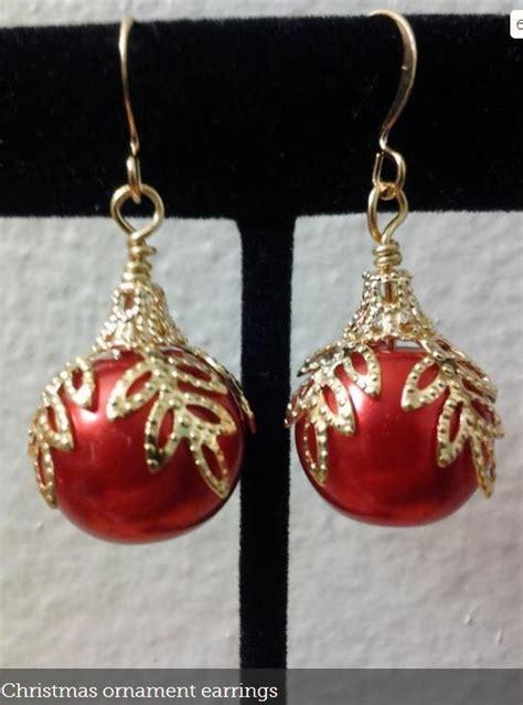 images of christmas earrings christmas earrings christmas earrings pinterest