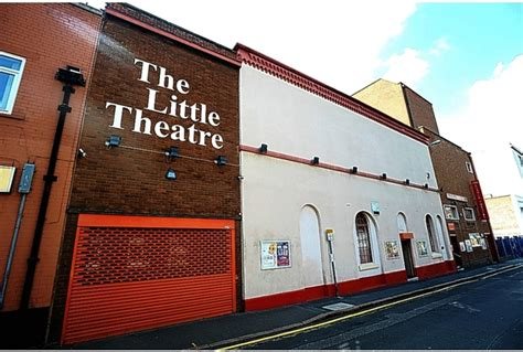 the little theatre by little theatre leicester leicestermarket com