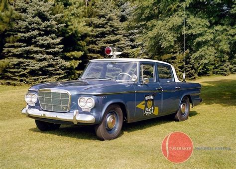 harrison ford vehicles 1962 studebaker marshal indiana state police