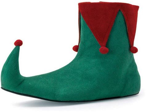 printable elf boots best photos of adult elf shoe pattern elf shoes youth