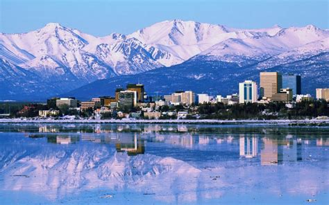 Anchorage Alaska anchorage the largest city in alaska tourist destinations