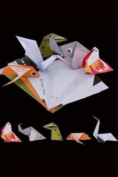 Cool Origami Animals - 1000 images about origami on origami paper