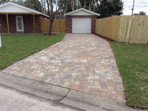 Paver Patio by Brick Pavers Ta Florida Patio Pavers Ta Driveway