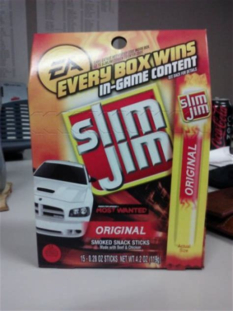 how much is a slim jim anyone want slim jim codes for dead space 3 moh