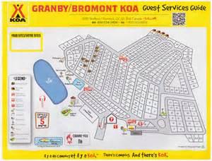 bromont cground granby bromont koa