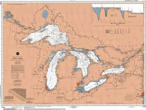 great maps great lakes map parmar media