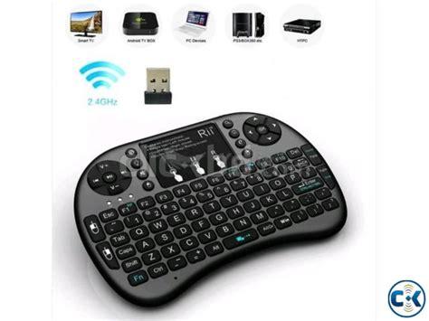 Rii I8 2 4g Mini Wireless Keyboard rii i8 2 4g 92 wireless mini keyboard mouse clickbd