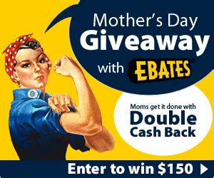 Ebates Giveaway - reminder enter our giveaway to win 150 cash from ebates shop nyc daily