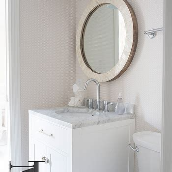 powder room mirrors interior design inspiration photos by meg lonergan