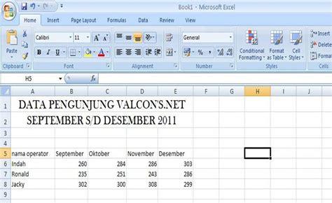 membuat flowchart dengan excel 2007 valcons cara membuat grafik dengan microsoft excel 2007