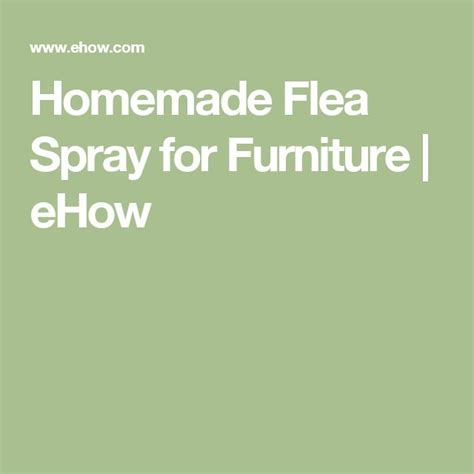 17 best ideas about flea spray on