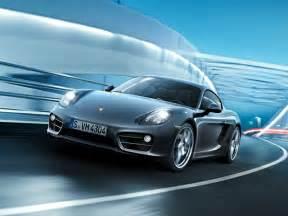 Porsche Microsite Porsche Cayman Porsche Great Britain