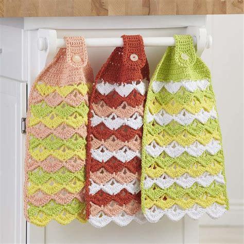 citrus towels free crochet pattern allcrafts free crafts