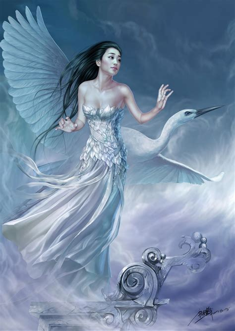 the fantasy art of yuehui tang fantasy art fan art 9576628 fanpop
