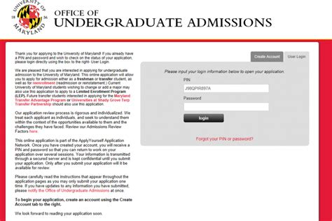 Umd College Park Acceptance Letter Admission Essay For Of Maryland
