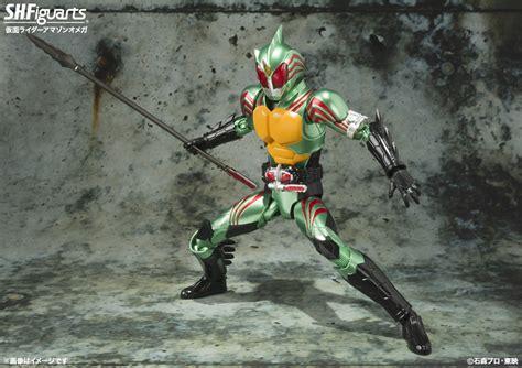 Shfiguarts Kamen Rider Amazons Omega tamashii images of s h figuarts kamen rider omega tokunation